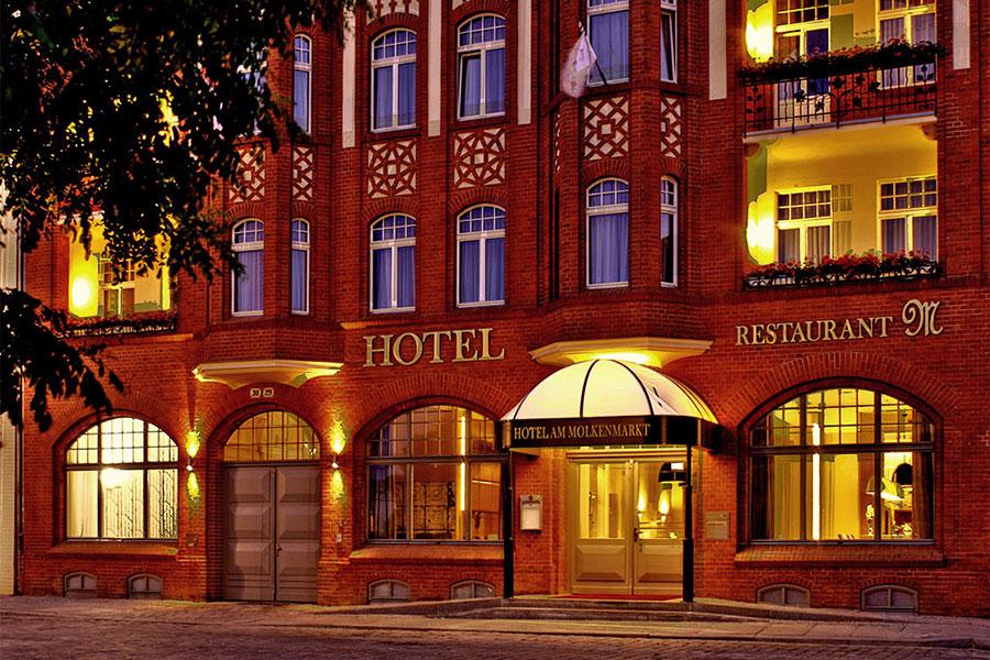 Werbepartner for Design hotel brandenburg